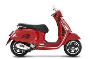 GTS Super Rosso Passione
