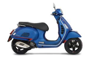 GTS Supersport 300 Blu Vivace