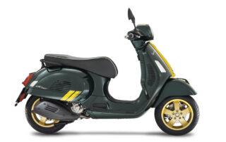 gts racing sixties verde