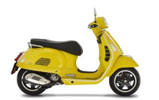 gts super 300 giallo